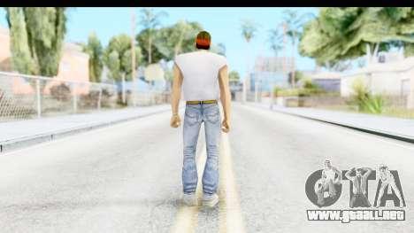 Tommy Vercetti Havana Outfit from GTA Vice City para GTA San Andreas tercera pantalla