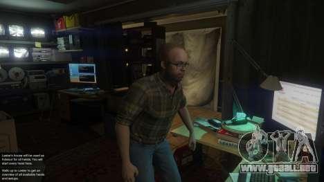 GTA 5 Story Mode Heists [.NET] 1.2.3 quinta captura de pantalla