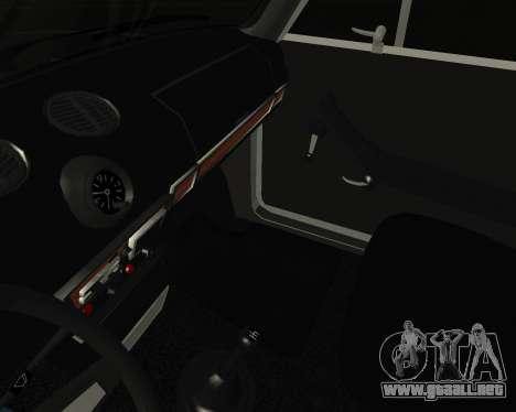 VAZ 2106 armenia para GTA San Andreas