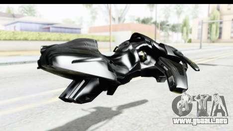 Spectre Hoverbike para GTA San Andreas left