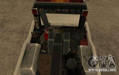 Nuevo remolque para la visión correcta GTA San Andreas