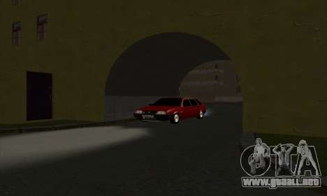 2109 para vista lateral GTA San Andreas