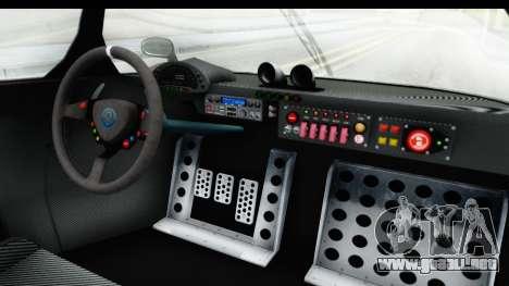 GTA 5 Annis RE7B para visión interna GTA San Andreas