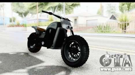 GTA 5 Western Gargoyle Custom v2 IVF para la visión correcta GTA San Andreas