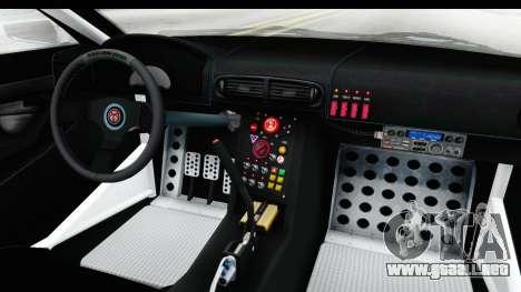 GTA 5 Emperor ETR1 v2 IVF para visión interna GTA San Andreas
