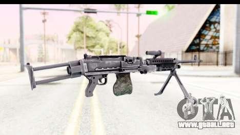 M240 FSK No Scope Bipod para GTA San Andreas segunda pantalla