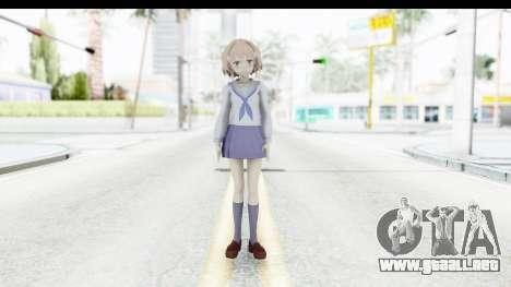 Ohana Matsumae (Hanasaku Iroha) para GTA San Andreas segunda pantalla
