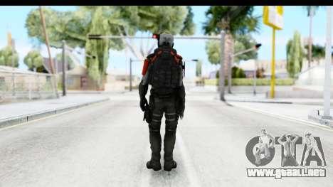 Homefront The Revolution - KPA v3 Original para GTA San Andreas tercera pantalla