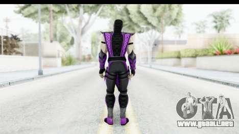 Mortal Kombat vs DC Universe - Rain para GTA San Andreas tercera pantalla