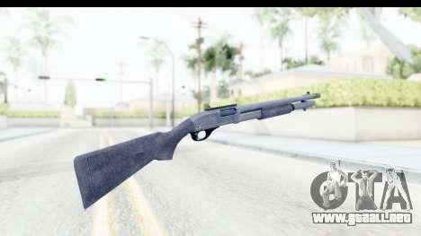 Remington 870 Tactical para GTA San Andreas segunda pantalla