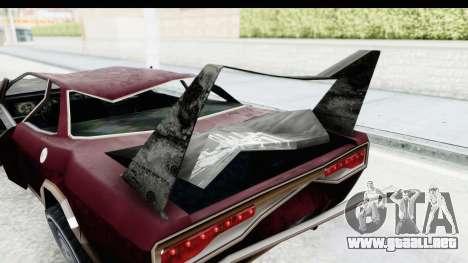Tampa Daytona Kill para visión interna GTA San Andreas