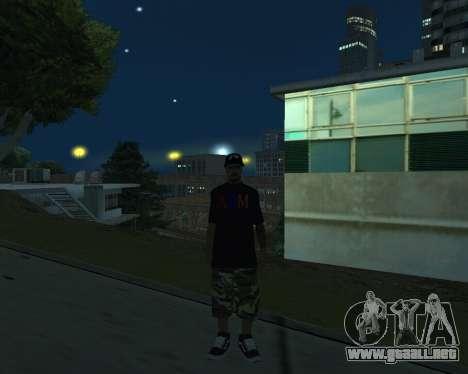 New Armenian Skin para GTA San Andreas séptima pantalla