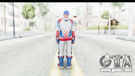 GTA 5 Online Cunning Stunts Skin 2 para GTA San Andreas tercera pantalla