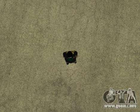 New Armenian Skin para GTA San Andreas octavo de pantalla