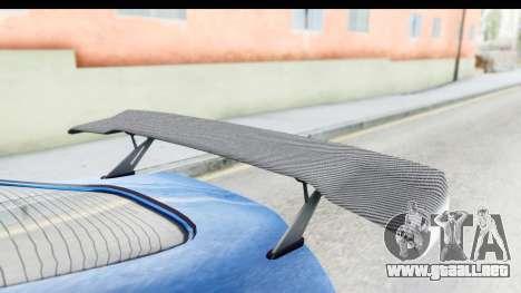 GTA 5 Dewbauchee Seven 70 para visión interna GTA San Andreas