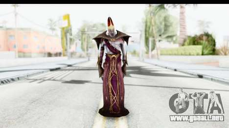 Arcane Horror from Dragon Age para GTA San Andreas segunda pantalla
