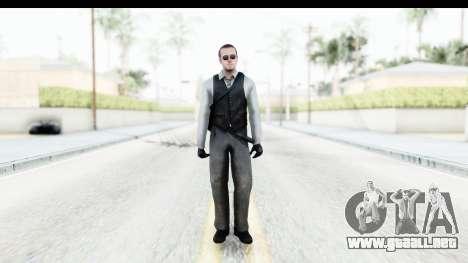 CS:GO The Professional v2 para GTA San Andreas segunda pantalla