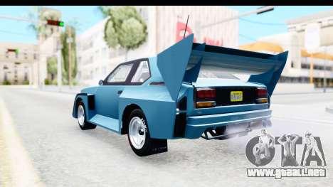 GTA 5 Obey Omnis para la visión correcta GTA San Andreas