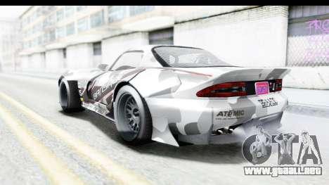 GTA 5 Bravado Banshee 900R Mip Map para GTA San Andreas