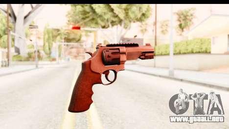 R8 Revolver para GTA San Andreas tercera pantalla