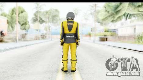 Cunning Stunts DLC Male Skin para GTA San Andreas tercera pantalla