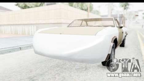 Tampa Daytona para la visión correcta GTA San Andreas