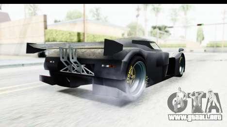 GTA 5 Annis RE7B para GTA San Andreas left