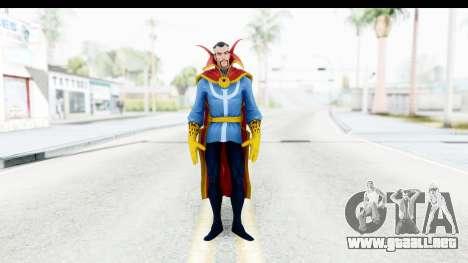 Marvel Doctor Strange para GTA San Andreas segunda pantalla
