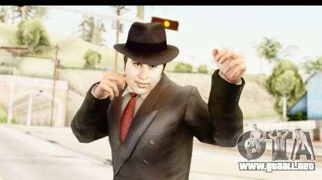Al Capone para GTA San Andreas