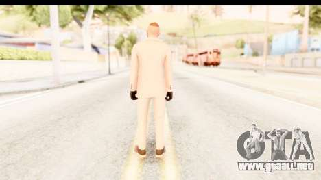 Skin Random 3 from GTA 5 Online para GTA San Andreas segunda pantalla