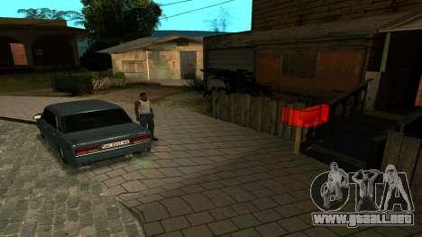 Nuevo token para GTA San Andreas segunda pantalla