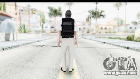 Kane and Lynch 2 - Bandit in Mask v1 para GTA San Andreas tercera pantalla