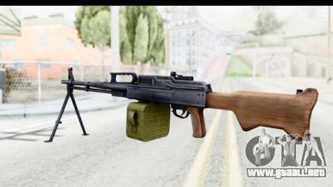 PKM para GTA San Andreas tercera pantalla