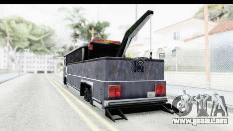 Towbus para GTA San Andreas left