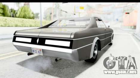 Imponte Tempest 1966 para GTA San Andreas left