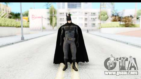 Batman vs. Superman - Batman v2 para GTA San Andreas segunda pantalla