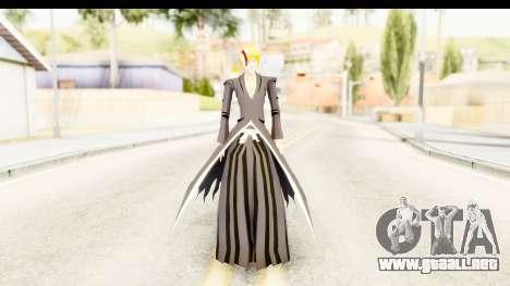 Bleach - Ichigo v2 para GTA San Andreas segunda pantalla
