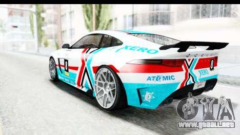 GTA 5 Ocelot Lynx IVF para el motor de GTA San Andreas