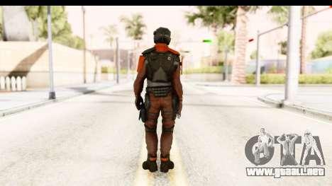 Homefront The Revolution - KPA v5 Red para GTA San Andreas tercera pantalla