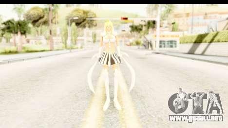 Bleach - Halibel B para GTA San Andreas segunda pantalla