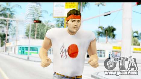 Tommy Vercetti Havana Outfit from GTA Vice City para GTA San Andreas