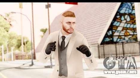 Skin Random 3 from GTA 5 Online para GTA San Andreas tercera pantalla