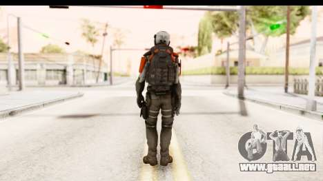 Homefront The Revolution - KPA v2 Original para GTA San Andreas tercera pantalla