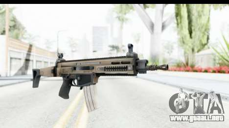 CZ-805 para GTA San Andreas