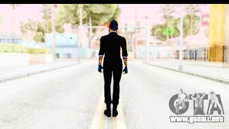Payday 2 - Sydney para GTA San Andreas tercera pantalla