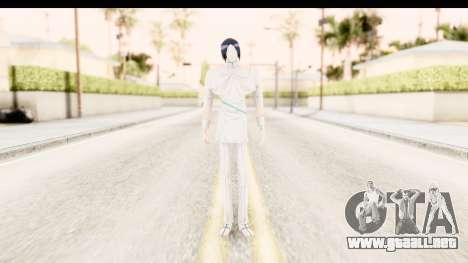 Bleach - Uryu para GTA San Andreas segunda pantalla