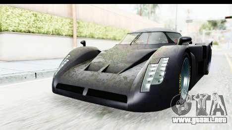 GTA 5 Annis RE7B para la visión correcta GTA San Andreas
