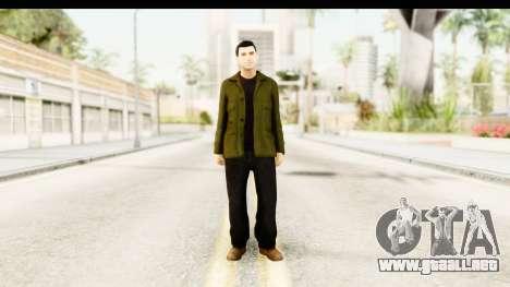 Mafia 3 - Lincoln Clay para GTA San Andreas segunda pantalla