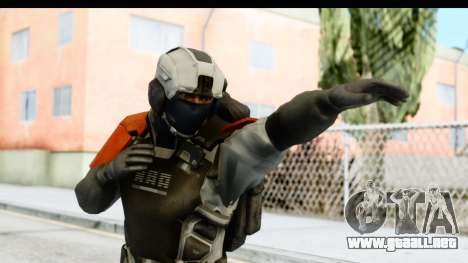 Homefront The Revolution - KPA v3 Original para GTA San Andreas