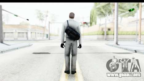 CS:GO The Professional v1 para GTA San Andreas tercera pantalla